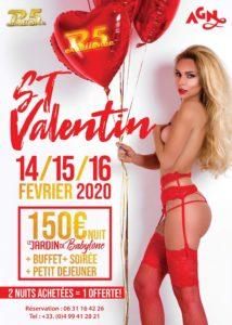 Saint valentin Babylone R5